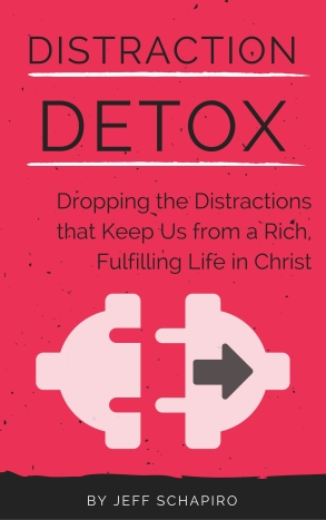 Distraction Detox Cover