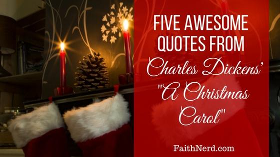 A Christmas Carol – Faith Nerd Blog